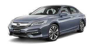The Honda Accord Sedan