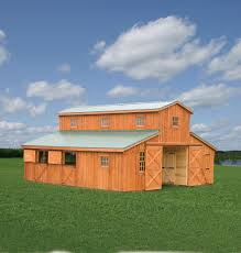 Shed Row Barns Plans by Horse Barns R U0026 G Services