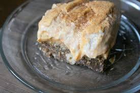 Marbled Pumpkin Cheesecake Bars by Marble Cheesecake Bars Recipe U2014 Dishmaps