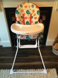 Mania Easy Fold High Chair | In Barnoldswick, Lancashire | Gumtree Details About Cosco Simple Fold High Chair With 3position Tray Elephant Squares Evenflo Easy Manual Thesocialworkernovel Handmade And Stylish Replacement High Chair Covers For Sco Simple Fold High Chair Fisher Price Easy Fold Top 10 Best Chairs Babies Toddlers Heavycom Disney Baby Plus Mickey Shadow Cheap Find Deals Graco Slim Snacker Whisk Price Mrsapocom Swift Briar