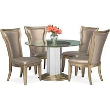 Round Dining Room Set For 4 by Dining Room Dinette Tables Value City Furniture Value City
