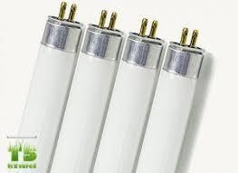 planet light t5 ho fluorescent grow light replacement bulb review