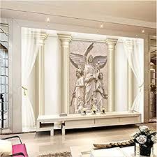 zybnb tapete für wände 3d stereoskopische relief römische