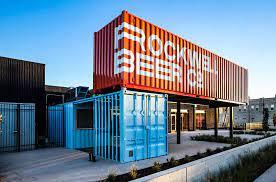 104 Shipping Container Design Restaurant Builders Craftsmen Industries