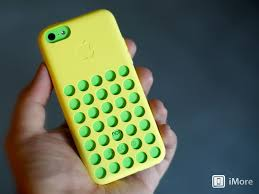 iPhone 5c Apple case review