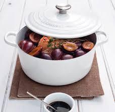 cuisine en cocotte recette de rôti de veau en cocotte edith magazine