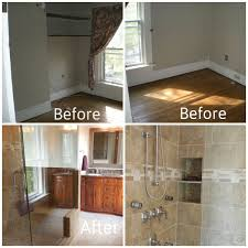 How To Lay Tile Install A Ceramic Tile Floor In The Bathroom The