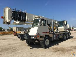 100 Truck For Sale In Dallas Tx 1999 TEREX T340 TRUCK CRANE Crane For In Texas On
