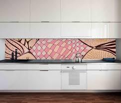 aufkleber küchenrückwand muster zeichnung farben kreise linien küche folie selbstklebend dekofolie fliesen möbelfolie spritzschutz 22c202