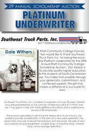 29th Annual PCC Scholarship Auction Book Pages 1 - 20 - Text Version ... Kansas Motor Carriers Association Afilliated With The American 29th Annual Pcc Scholarship Auction Book Pages 1 20 Text Version Withers Awarded 30th Boyd Davies Executiveinresidence Pratt Southwest Truck Parts Inc Home Facebook Lyonsblythe Named Americas Farmers Mom Of Year Trucking Companies Starting S 2001 Chevrolet C7500 Feed Delivery Truck Item Aj9344 Sol Caterpillar Equipment Dealer For And Missouri Lonnie Saloga Drilling Manager Sterling Linkedin Photos Hot Cold Big Rig Show Big Hit Crowd