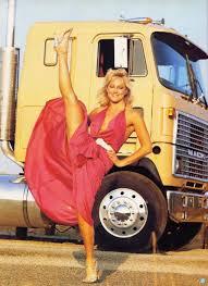 100 Girls On Trucks Pin By Don Abernathy On Truck Girl Pinterest Mack Trucks Diesel