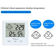 innenluftfeuchtigkeit hygrometer mit digitalem thermometer
