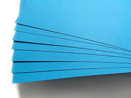 Merakii A4 240 GSM Premium Quality Colored Craft Paper