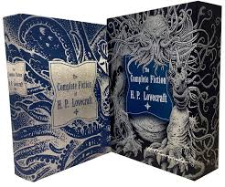 The Complete Fiction Of H P Lovecraft Deluxe Editions Gift Set Pack