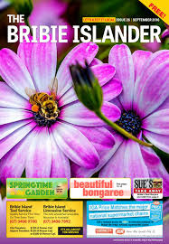 The Bribie Islander September 2016 Issue 26 By