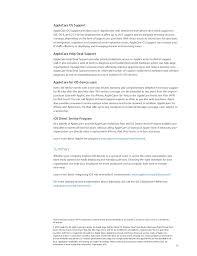 Apple Help Desk Support by I Os Enterprise Deployment Overview