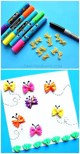 Art N Craft Ideas At Home National Month Perfect Crafts Kids For