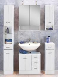badezimmer hochschrank wandschrank seiten nischenschrank mdf