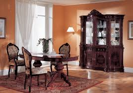 Regina Mahogany Traditional Dining Table