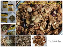 Eden Foods Spicy Pumpkin Seeds by Pumpkin U0026 Candied Pecans Granola Eden Pumpkin Seeds A Review