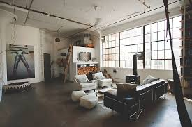 Style Bedroom Design Home City Rustic Architecture Urban Interior Living Room