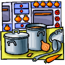 Kids In The Kitchen Clipart Free Images 2