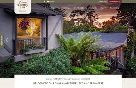 Carmel Country Inn Hires a Bed and Breakfast Marketing pany