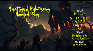 The Great American Pumpkin Patch Arthur Il by Shattered Nightmares Haunted House Frightfind