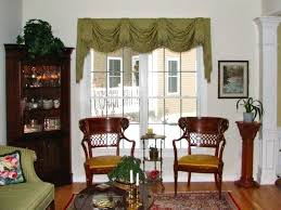 Valances For Living Room Rustic Swag