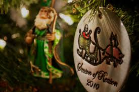 Christmas Tree Cataract Seen In by Holidays The Doubting Thomases