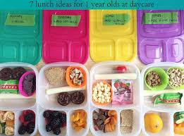 7 Lunch Box Ideas For 1 Year Olds