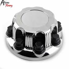 100 Chevy Truck Center Caps Rhino Tuning 1PC 215mm Car Wheel Hub Cap 15006332 8 Lugs