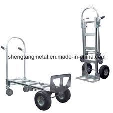 China 3 In 1 Aluminum Heavy Duty Hand Truck With Four Wheel - China ... 190kg Carbon Steel Portable Six Wheeled Stair Climbing Folding Illinois Alinium Heavy Duty Hand Truck Hs1017 11street Malaysia Trucks Motion Savers Inc Alinum Trolley Buy Shop Dollies At Lowescom Cosco Shifter 300 Lb 2in1 Convertible And Cart R Us 3 Position Heavyduty Metal Dual Purpose Solid Wheels Warehouse Push Dolly Collapsible Safco Continuous Handle Tiger Supplies Sydney Trolleys Platform