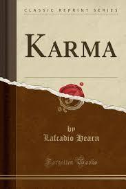 Karma By Lafcadio Hearn