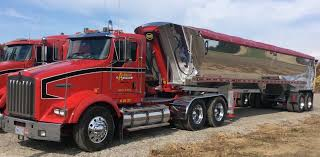 Trucks & Equipment — Albrecht Trucking