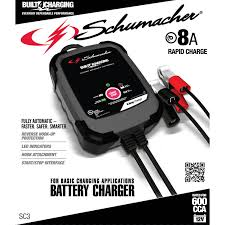 Schumacher Electric 8-Amp Battery Charger - Walmart.com Noco 72a Battery Charger And Mtainer G7200 6amp 12v Heavy Duty Vehicle Car Van Compact Clore Automotive Christie Model No Fdc Fleet Fast In Stanley 25a With 75a Engine Start Walmartcom How To Use A Portable Youtube Amazoncom Centech 60581 Manual Sumacher Se112sca Fully Automatic Onboard Suaoki 4 Amp 612v Lift Truck Forklift Batteries Chargers Associated 40 36 Volt Quipp I4000 Ridge Ryder 12v Dc In 20