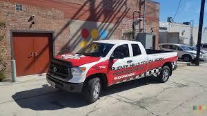 100 Scion Pickup Truck Toyota Wrap V3 Arete Digital Imaging