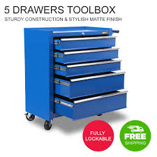 Buy Now Giantz 5 Drawers Mechanic Tool Box Storage Chest Cabinet ... Tool Chest And Cabinet Mclarenblog Garage Boxes Resized Shows The Metal Lovely Cheap Super Storage Kincrome Australia Sliding Box Find Deals On Line At Black Truck Roller Fanti Blog Extreme Tool Box Plastic Best 3 Options Home Depot Talking Belt Shop Chests Lowescom Page F Forum Community Rhfforumcom Drawers Luxurious Socket Snapon Vs Harbor Freight Boxes Youtube