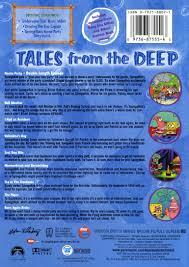Spongebob Squarepants Halloween Dvd Episodes by Tales From The Deep Encyclopedia Spongebobia Fandom Powered By