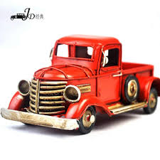 100 Best Old Trucks Amazoncom My Box Vintage Retro Handicraft Metal Cars Models