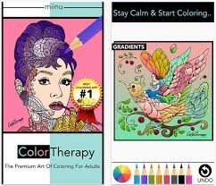 Best Adult Coloring Book Apps Vintage App For Adults
