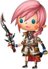 Final Fantasy Theatrhythm Curtain Call Best Characters by Image Theatrhythm Lightning Png Final Fantasy Wiki Fandom