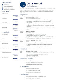 Machine Operator Resume: Samples And Writing Guide [20+ ... Free Download Best Machinist Resume Samples Rumes 1 Cnc Luxury Templates For Of Job Description Fresh Stocks Nice Writing Your Qualifications In Cnc A Lathe Velvet Jobs Machinist Resume Objective And Visualcv 25660 Examples 237485 In Descgar Epub 14 Template Collection Nice