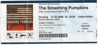 The Smashing Pumpkins Thirty Three by Smashing Pumpkins Ticket Collector