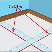 Lay Floor Tile