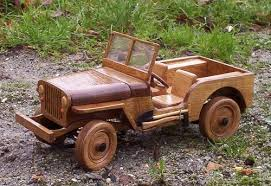 wood toys plans designs plans for wood jeep toy from toys