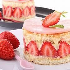 fraisier herve cuisine recette fraisier selon hervé cahier de cuisine