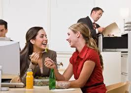 dejeuner bureau déjeuner au bureau pour être plus efficace