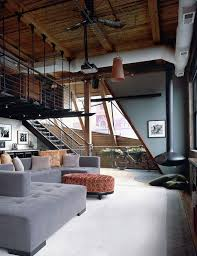 104 All Chicago Lofts Three Story West Loop Loft Renovation In