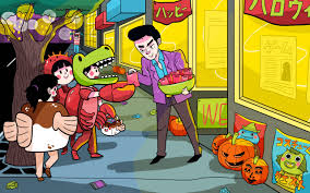 Halloween Jokes For Adults Clean by Halloween In Japan